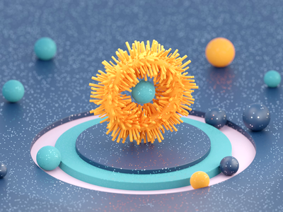 Satisfying animation 3d modelling dart art blender digitalart render design cinema cgi rendering artwork photoshop cg blendercommunity illustration abstract3d