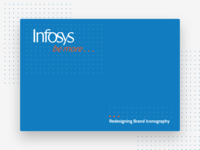 Infosys - Redesigning brand iconography