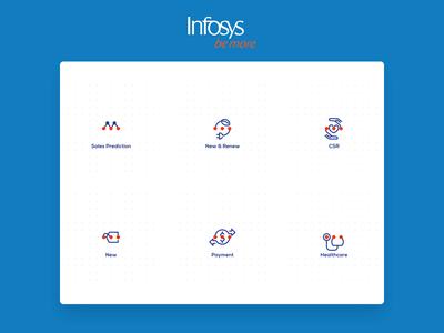 Infosys - Icon set 4