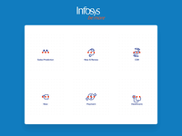 Infosys - Icon set 4