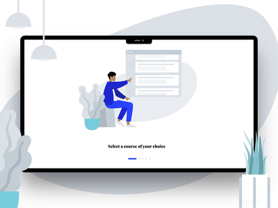 On boarding dribbble 2