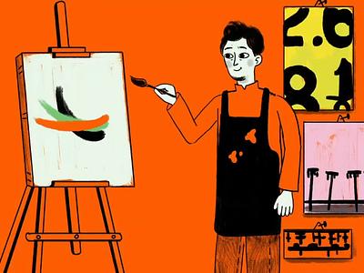 Marcel art app artists hobbies drawing artist creative 2d app illustration art