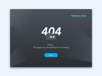 Thinglinx 404 Page