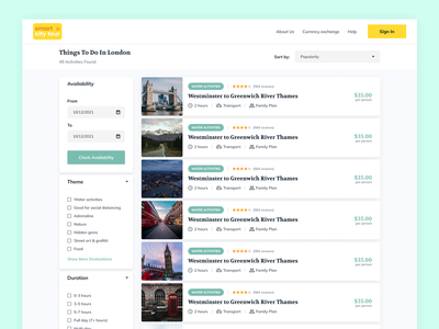 Directory Listing Page for Travel Booking Website search result directory page classified listing directory listing hotel booking travel website travel guide travel booking booking website booking form