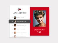 019 // Leaderboard