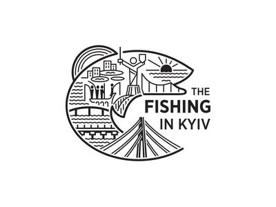 Fishing in Kiev