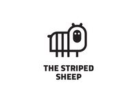 The striped sheep