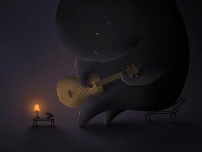 A Quiet Song wallpaper
