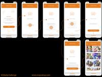 Moody Food - App Concept