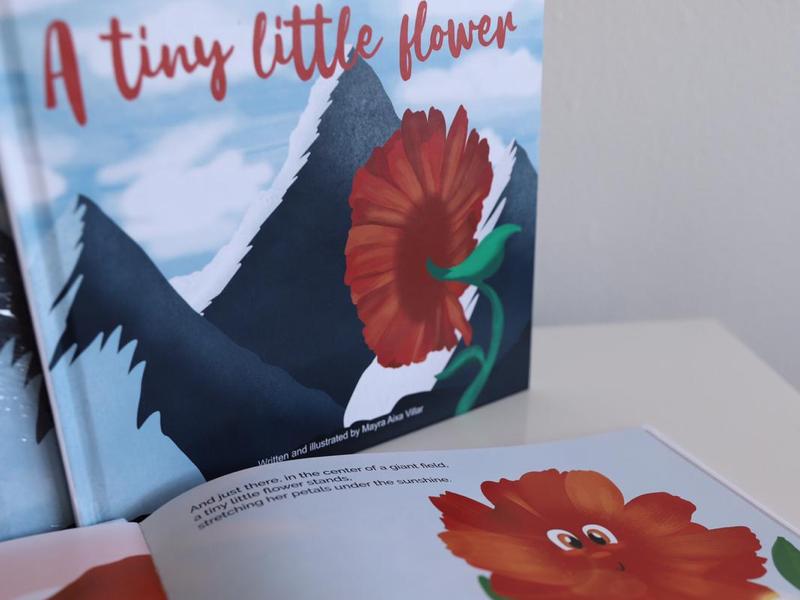 My first children's book!!! storytelling visual design procreate illustration writing