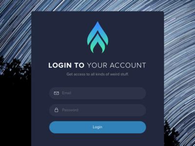 Login page UI Design  login sign up form backgrounds login form login page web design ux ui