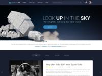 Interstellar home page