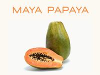 Maya Papaya Single Album Art