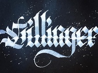 Dillinger Blackletter