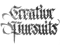 Creative Pursuits Fraktur