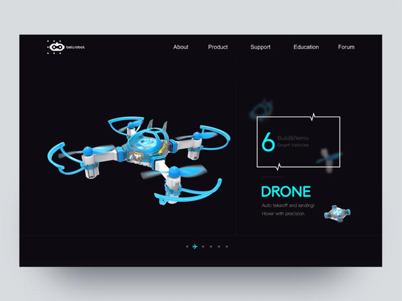 6-in -one kits ui design intelligent broadcast design