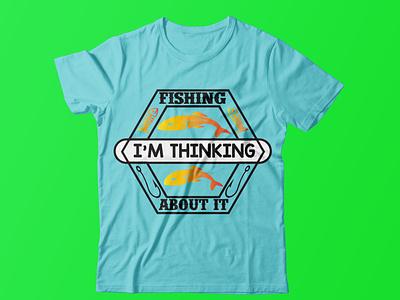 FISH T SHIRT app ux ui branding vector typography logo illustration design graphic design