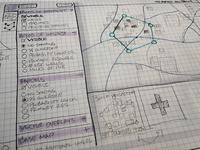 UI Design Sketch