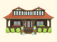 Residence Illustration