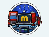 Maven Badge