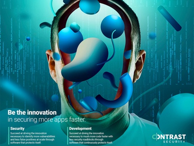 Be the innovation in securing more apps faster.