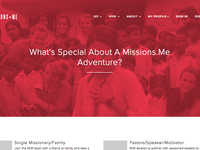 Missions.me Adventure