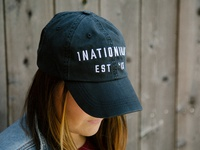 1Nation1Day Embroidered Dad Hat