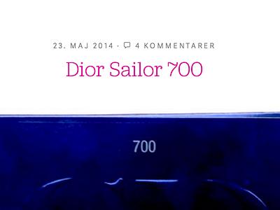 700 blog typography