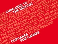 Cupcakes For Causes Print Ads