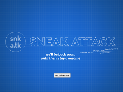 snka.tk sneakattack launch coming soon team logo brand