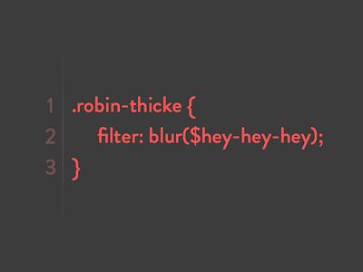 .robin-thicke css puns rebound