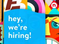 We're hiring at Naritiv
