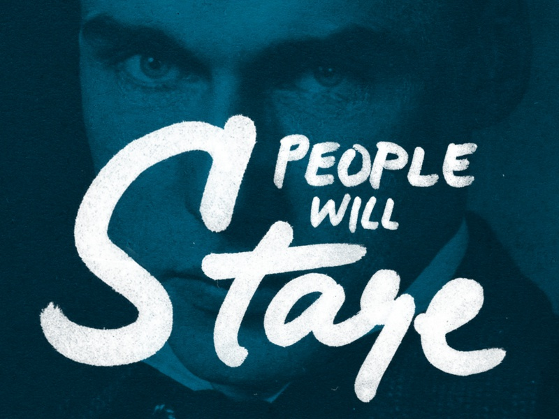 People will stare.  artists artist dreams dream beyou beyourself art lettering stare