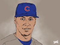 Javier Báez - Chicago Cubs