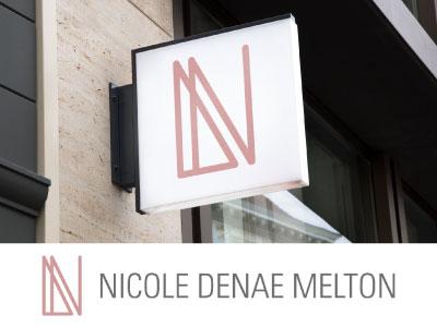 Nicole Denae Melton Logo