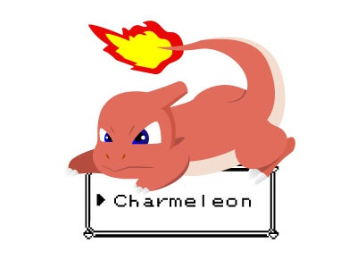 Charmeleon Icon pokemon icons