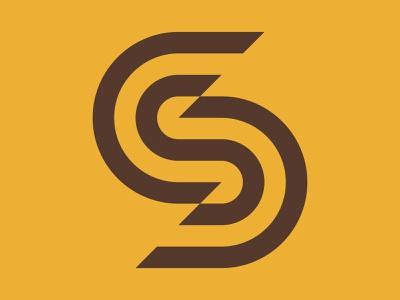 S Monogram logotype brandidentity branding lettermarklogo lettermark monogram logo monogram