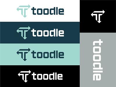 Toodle V1 Pt.02 identity logos logomark brand identity identity design geometric logo logo designer logotype branding logo