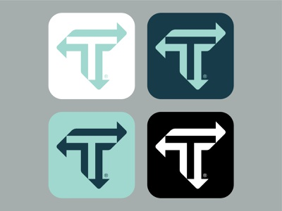 Toodle V1 Pt.04 logos identity geometric logo logomark brand identity identity design logo designer logotype branding logo
