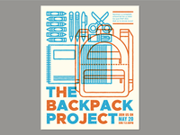 The Backpack Project Poster 01