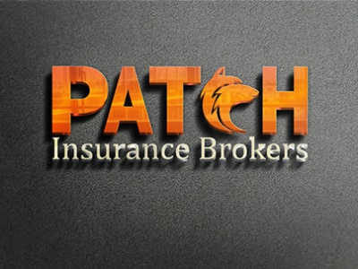 Patch Logo Design icon app typography ux vector branding logo illustration design animation ui