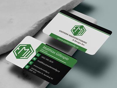 Modern Business Card creative business cards luxury business cards modern business card graphic design business card design branding design