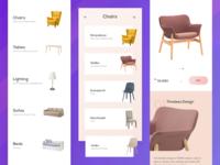 Ikea Concept App