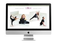 Hot Yoga Website