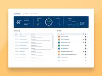 Task Dashboard Concept