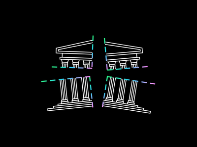 DeFi illustration cryptocurrency blockchain