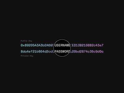 Address cryptocurrency blockchain