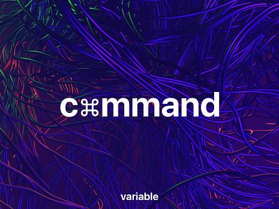 Command variable finance technology development