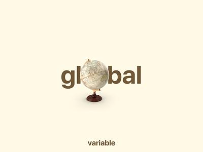 Global design variable technology finance development