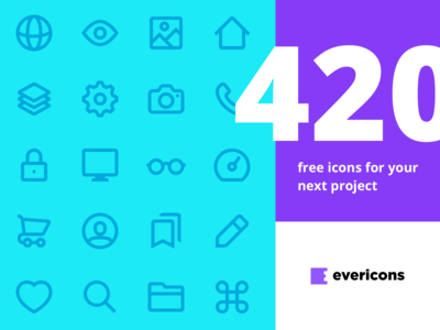 Download Evericons for FREE!